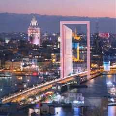 freetoedit turkey istanbul city door