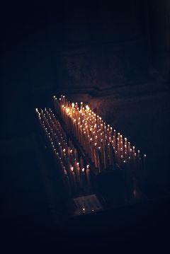 freetoedit candles church cathedral
