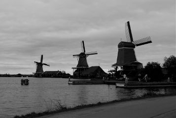 blackandwhite photography holland