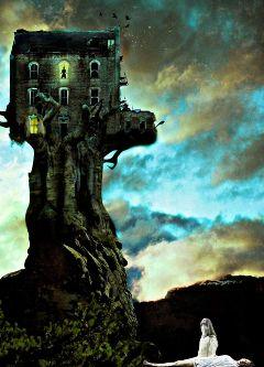 hauntedhouse https://youtu.be/v2xr6zmz4ps freetoedit hauntedhouse