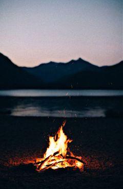 freetoedit bonfiretime