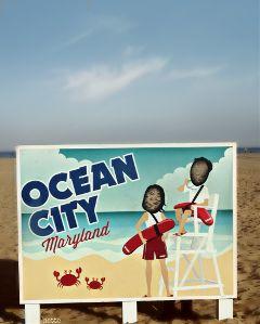 dpcmyweekend oceancitymaryland beach freetoedit myoriginalphoto