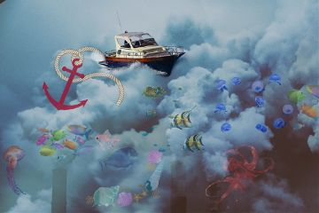 freetoedit myedit ship anchor fish