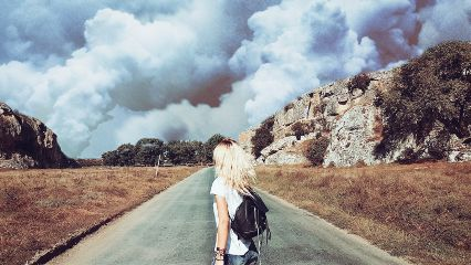 freetoedit pollution clouds landscape