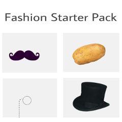 freetoedit parisfashionweek potato mustache tophat