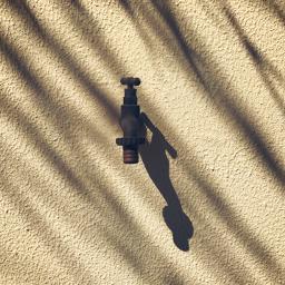 watertap sunnylight shadowsonthewall softgrungetextured lessismore