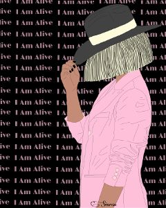 mypainting mydrawing sia myfav singer