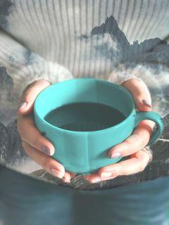 freetoedit mountains mountain cup tea