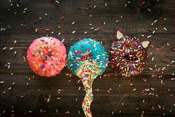 freetoedit donut food dessert donuts