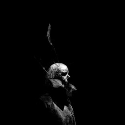 blackandwhite abstract minimal dark photography