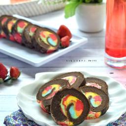 chocolate cake cakeroll food foodphotography