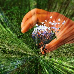 freetoedit myedit hand golfball