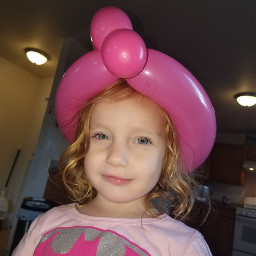 freetoedit preschooler party balloonhat balloon