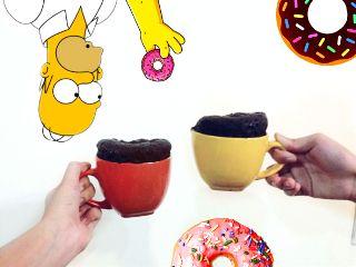 freetoedit dailyremix donuts homer morning