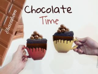 freetoedit chocolate shazahom1 yummy