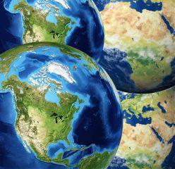 freetoedit backgrounds earth bold blue