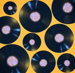 freetoedit backgrounds records album music