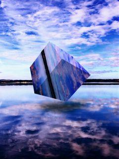 madewithpicsart shape cube drawtools layers