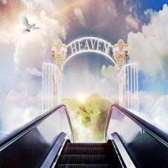 freetoedit heaven eternity are escalatorremix eternity