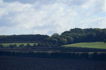 landscape countryside skyandclouds fields adjusttool