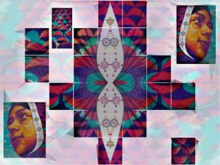 streetart urbanart hamtramck popart polygoneffect