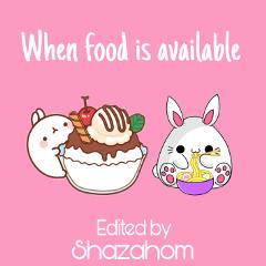 freetoedit bunny cute shazahom1
