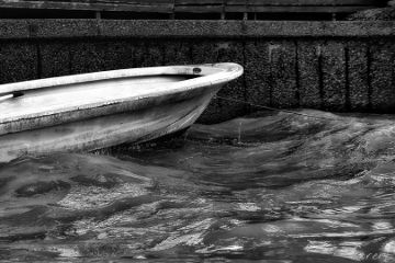 freetoedit blackandwhitephotography boat ship river