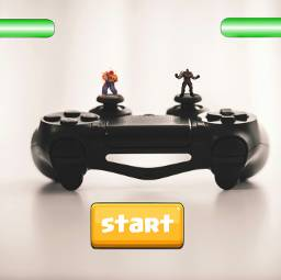 freetoedit game gamer start figther