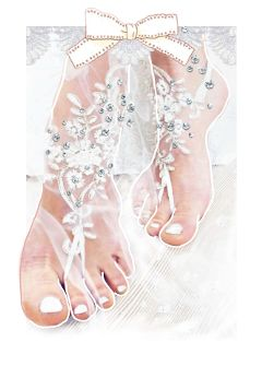 freetoedit bride laced feet white