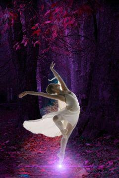 freetoedit dancer ballerina beautiful emotions