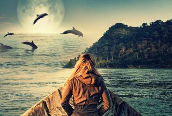 freetoedit dailyinspiration dailyremix alone sea