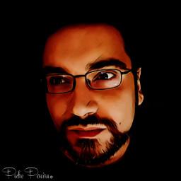 me portrait cartoonart madewithpicsart interesting freetoedit