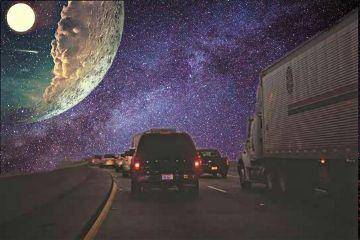freetoedit galaxy planet stars night