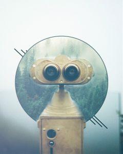 robot nature blur blureffect pencilart freetoedit