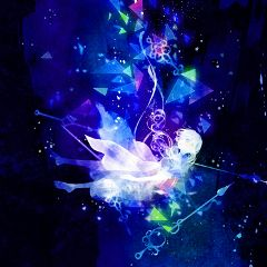 animegirl cutegirl digital art emotions