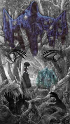 mamamacpic spooky darkforest