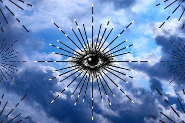 freetoedit clouds eye allseeingeye lines