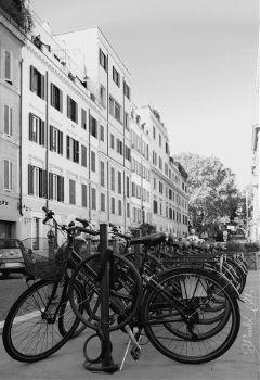 blackandwhite streetphotography bike urban streetstyle