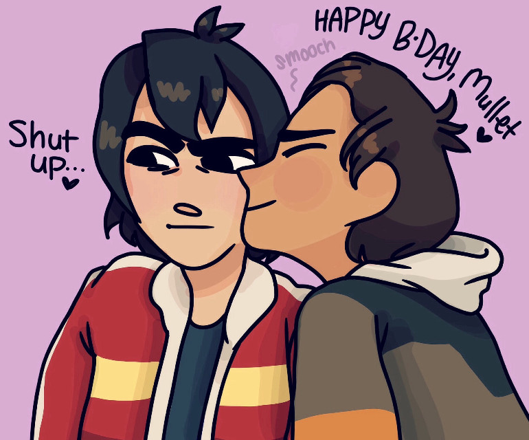 TODAY WAS MY BABI KEEF'S BDAY AND I HAD TO DRAW HIM WITH HIS BOYFRIEND I LOVE THEM SMMMM AWHH LETS WISH MY SON HAPPY BDAY 🎈🎈🎈🎈