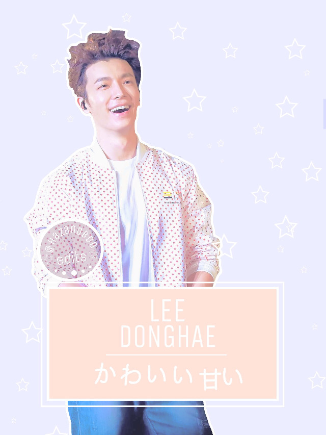 for @5sosandsthtrash :3 💖✨    #donghae #myedit #superjunior #superjuniordonghae #donghaesuperjunior #superjunioredit #donghaeedit #leedonghae #donghaeedit