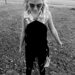 ghost cheerleader hallowen