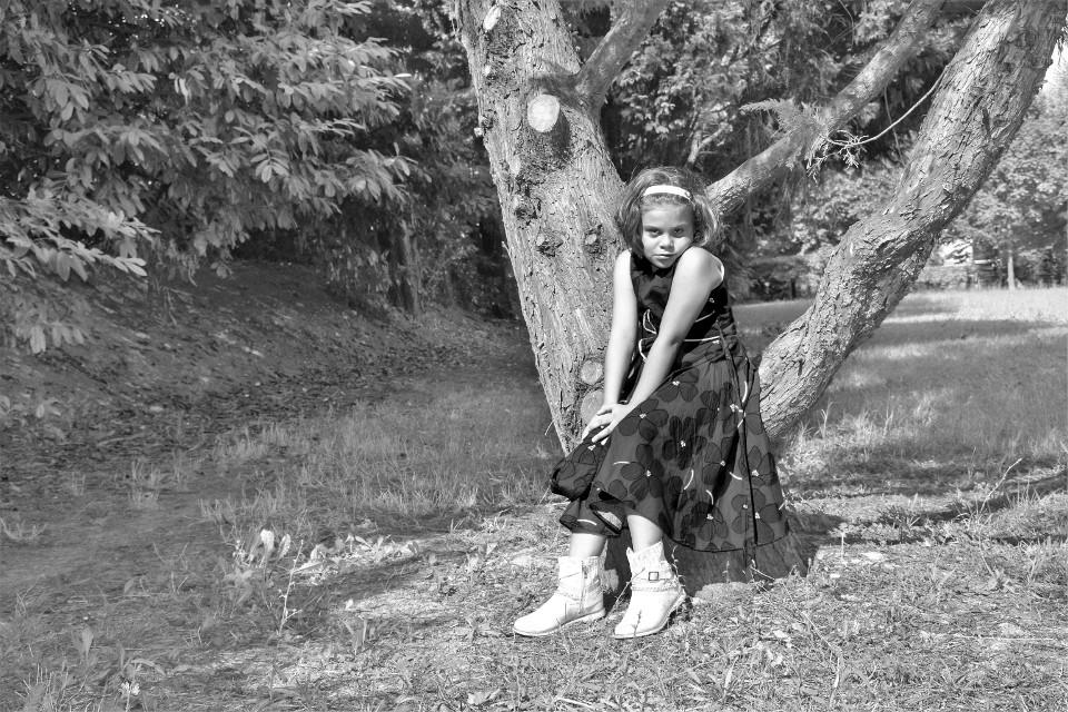 #blackandwhite#retro#portrait