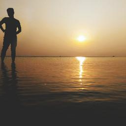 freetoedit sunset beach