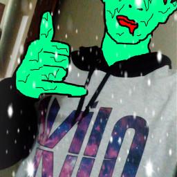 freetoedit zombieapocalypse love 1kilo