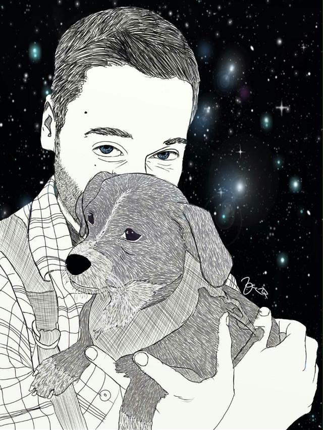 #drawing #ryaneggold #puppylove #verucacrews