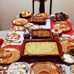 freetoedit food meal thanksgivingdinner colorful