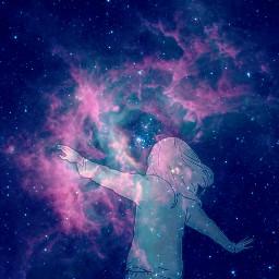galaxy freedom girl ❤️ glxygirl freetoedit