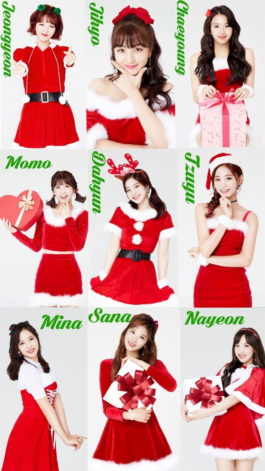 twice merry happy heartshaker merryandhappy