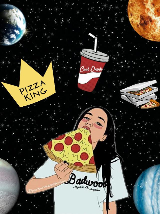 #planetpizza