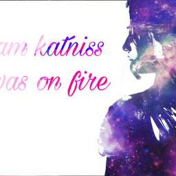 mockingjay iamkatniss katnisseverdeen katniss imonfire